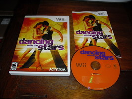 Dancing With the Stars (Nintendo Wii, 2007) - $5.93