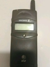 Ericsson T19LX - Black Cellular Phone * not tested transceiver KRC 113 AT&T - $24.00