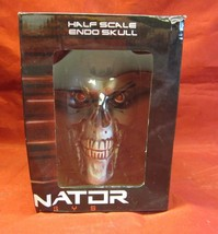 Loot Crate TERMINATOR Genisys Half Scale Endo Skull - NEW in Box - $7.91