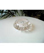 Clear Crystal Tea Light Holder - $9.90