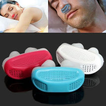 SleepRite Anti Snore Device Nasal As Seen on TV Aid Stop Snoring Stopper  - $17.85