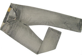 NEW! Polo Ralph Lauren Varick Slim Straight Jeans!  *Weathered Gray* - $49.99