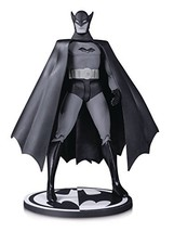 Entertainment Earth Batman Black & White 1st Appearance by Bob Kane Figure - $34.85