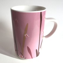 Starbucks Pink Floral Mug Flowers Coffee Tea Cocoa Cup 12 oz. 2004 - $19.99