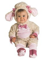 Rubies Lucky Lil' Lamb Animal Adorable Infant Baby Halloween Costume 885354 - €22,19 EUR