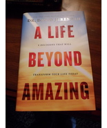 A Life Beyond Amazing Study Guide: 9 Decisions That Will Transform Your ... - $13.50