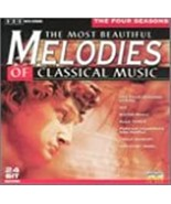 Most Beautiful Melodies 1 Cd - $11.99
