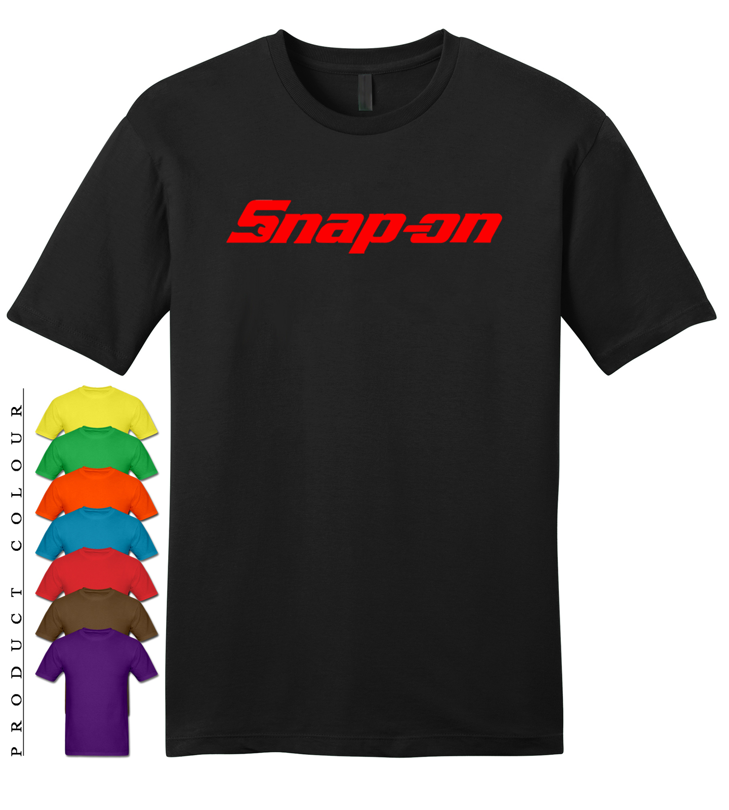 Primary image for SNAP ON TOOLS Mens Gildan T-Shirt New