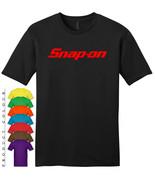 SNAP ON TOOLS Mens Gildan T-Shirt New - $19.50