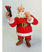 "Hallmark Keepsake Ornament - Welcome Guest - ""Coca-Cola Santa"" 1996 - $5.30"