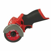 "Milwaukee Electric Tool Milwaukee M12 Fuel 3"" Compact Cut Off Tool (Bare Tool) M - $171.36"