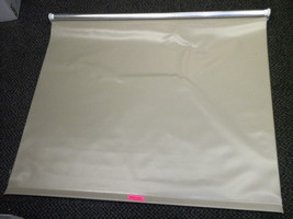 "United Shade Duplex Linen Manual Window Pull Down Shade 46"" X 33"" - $19.80"