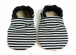 Black and White Stripe Yeti Moccs - $17.82+