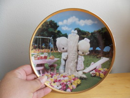 1995 Precious Moments Thee I Love Collector's Plate - $25.00