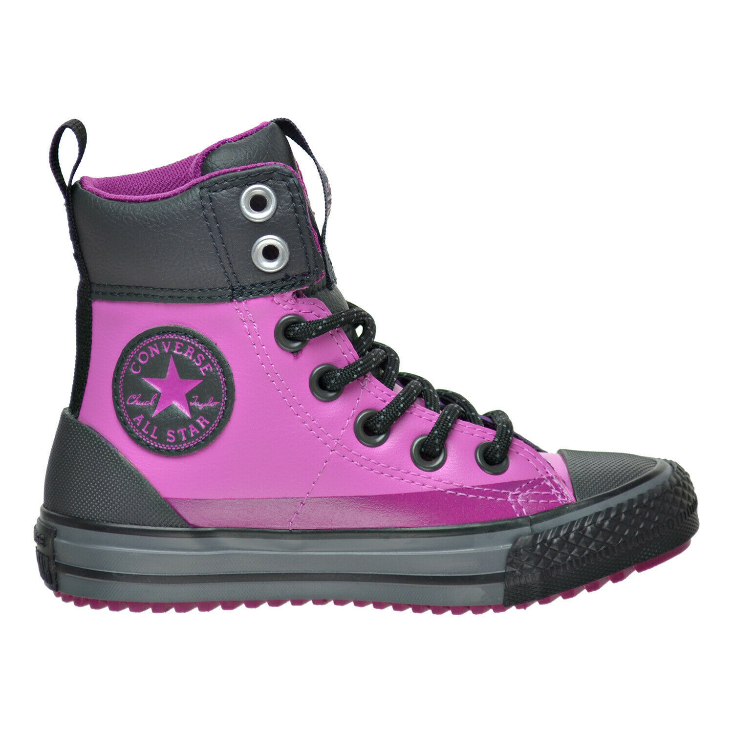 Primary image for Converse Chuck Taylor Asphalt Little Kids-Big Kid's Boots Dahlia Pink 650006c