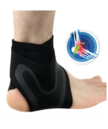 WALK-HERO Support THE ADJUSTABLE ELASTIC ANKLE BRACE THE ORIGINAL - $9.35