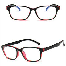 New Fashion Nerd Style Clear Lens Glasses Frame Retro Casual Daily Eyewear image 3