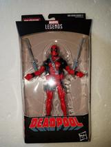 "NEW Marvel Legends Series DEADPOOL 7"" Build A Figure - $29.99"