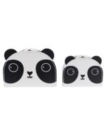 Sass & Belle Suitcase set of 2 - Aiko the Panda Bear Kawaii Friends NEW ... - $38.32