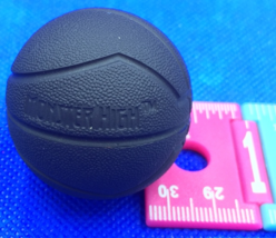Monster High School Playset Black Casketball Basketball ONLY Replacement - $5.00