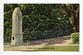 Entrance and Pylon Mooseheart Illinois - $1.59