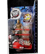 Jeff Hardy WWF Wrestling Fatal 4-way Collectors Edition Action Figure wi... - $55.44