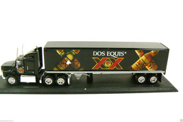 MATCHBOX BREWMASTERS Dos Equis Ford Aeromax  TRUCK TRACTOR TRAILER MODEL... - $35.64
