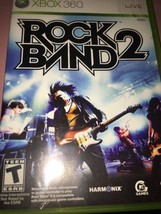 Xbox 360 Rock Band 2 VideoGame - $8.81