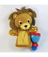 Baby Einstein Lion Puppet Drum Holder Replacement Around the World Disco... - $17.99