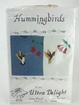 Ultra Delight Hummingbirds Pattern - $9.79