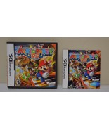USED MARIO PARTY DS NINTENDO DS CASE & MANUAL ONLY (NO GAME CHIP) - $9.89