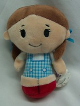"Hallmark Itty Bittys Wizard of Oz DOROTHY GALE GIRL 4"" Plush STUFFED Toy - $14.85"