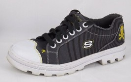 Skechers Womens Sneakers Textile Upper Balance Grey Laces Size 7.5 - $14.15