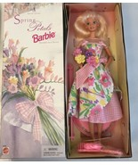 Spring Petals Barbie - $6.93