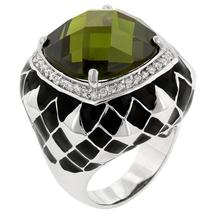 Olive Jester Cocktail Ring - $36.00