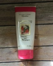 VTG Victoria's Secret Garden Strawberries and Champagne Hand and Body C... - $18.66