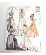 McCalls Pattern 5746 Wedding Dress Sz 18  New Uncut Alicyn Bride Gown Br... - $29.00