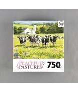 """Peaceful Pastures"" Sweet Summer by Bonnie Mohr 750 Piece Jigsaw Puzzle ... - $14.80"