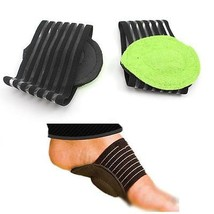 Reduce Absorb Shocking Foot Arch No Pain Plantar Fasciitis Feet Cushione... - $1.75