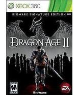 Dragon Age II: BioWare -- Signature Edition (Microsoft Xbox 360, 2011)M - $14.27