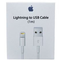New Original Apple Lightning USB Cable Charger 1M Delivers In 3 Days - $8.91