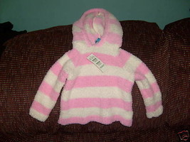 The Children's Place White and Pink Pullover Sweater Size 12 months Girl's NEW - $15.60