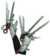 Edward Scissorhands Deluxe Gloves  Costume Accessories - $35.89