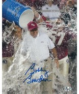 Bobby Bowden signed Florida State Seminoles 8x10 Photo Powerade Dunk - $33.95