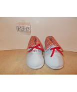 American Girl Bitty baby Twin Heart Girls Slippers - $12.99