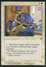 Magic: The Gathering: Fallen Empires - Hand of Justice - $0.39