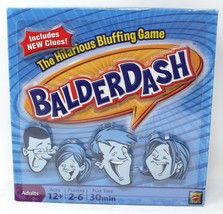 Balderdash Board Game The Hilarious Bluffing Game 2009 Edition New sealed - $14.01