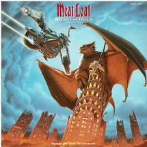 Meat Loaf - Bat Of Of Hell II, Back Into Hell (Special Japan Ver) VJCP-2... - $14.99