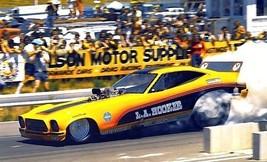 AMT L. Fullerton 'Trojan Horse' '75 Mustang II F/C w/CB 'L.A. Hooker' '7... - $45.00