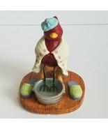 "Russ Berrie Tweet Along With Me Bird Figurine #13070 ""Under The Feather"" - $12.60"
